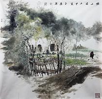 天津美术学院 刘子展 塬上园
