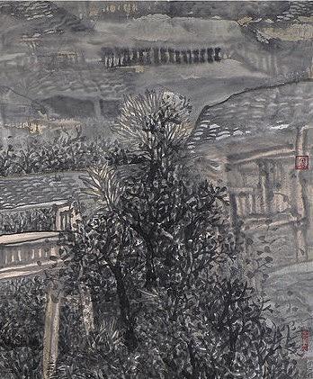 中国美术家协会会员,龙海市美协副主席   陈文义