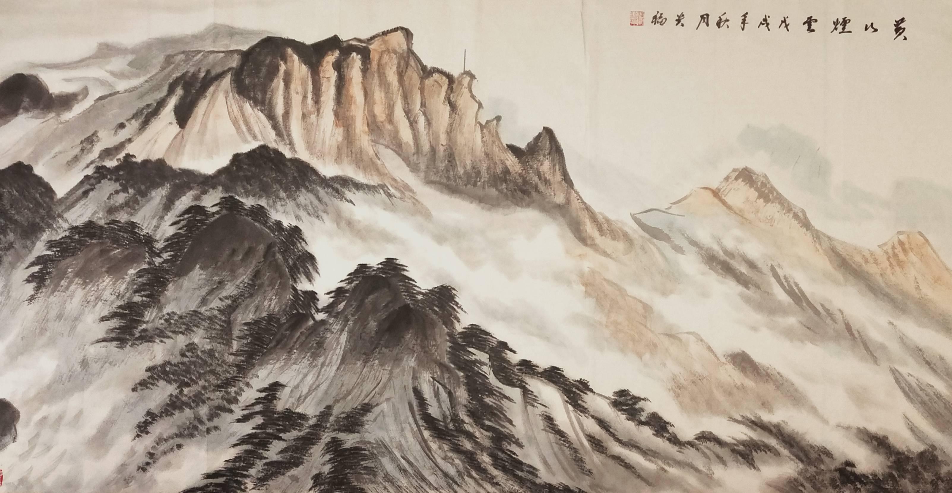 中国书画摄影家协会常务理事山西省美术家协会会员