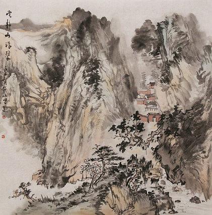 中国美术家协会会员 戴建民