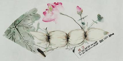 天津美院教授 中国国家画院研究员 中央美院特聘教授 贾广健